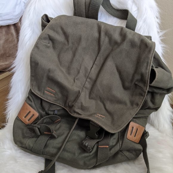 J Crew Authentic Furnishings Backpack
